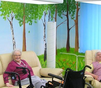 FTM – fototerapeutické místnosti
