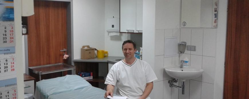 Chirurgie Chromek